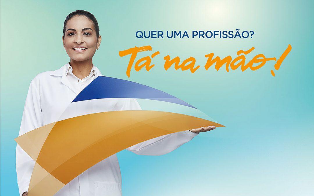 Senac Alagoas divulga cursos técnicos da saúde com campanha da Six.